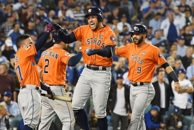 MLB》連3年單季百勝有望 太空人鎖定季後賽主場優勢