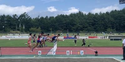 田徑》「台灣欄神」陳奎儒日本摘銀 放眼世錦賽達奧運標