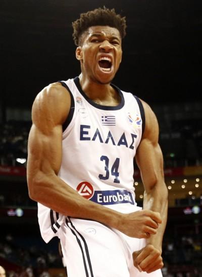 籃球世界盃》「字母哥」回溫狂轟24分  領希臘衝進16強