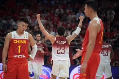 籃球》地主中國世界盃提早出局  外媒開酸:在最弱小組還只拿1勝...