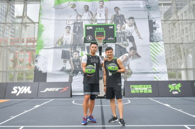 籃球》經典畫面重現! 陳信安與陳志忠「裕隆老搭檔」再度聯手