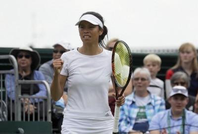 網球》謝淑薇三盤射日 廣島衛冕邁出第一步