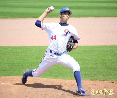棒球》U18冠軍王牌陳柏毓  傳日本、大聯盟都要搶