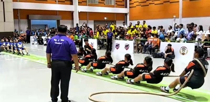 拔河》台灣之光!南投高中包辦亞洲盃拔河賽男女冠軍(影音)