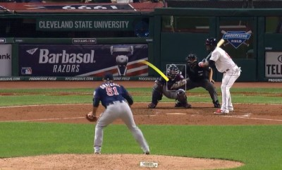 MLB》雙城大物飆162公里伸卡 超狂位移連主播也讚嘆(影音)