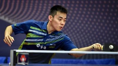 桌球亞錦賽》陳建安當老大 台灣隊連5屆晉4強