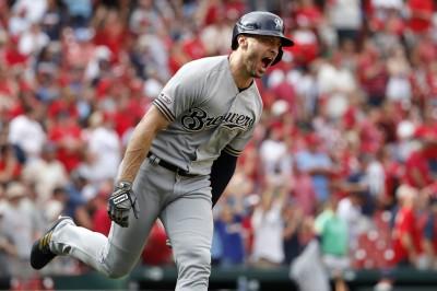 MLB》布朗驚天逆轉滿貫彈 釀酒人團隊全壘打數創新高