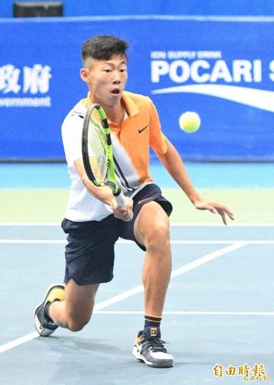 高雄海碩男網賽》超級星期二  台將內戰接連登場