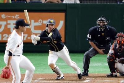 日職》長嶋茂雄後第一人! 阪神大物挑戰61年央聯紀錄