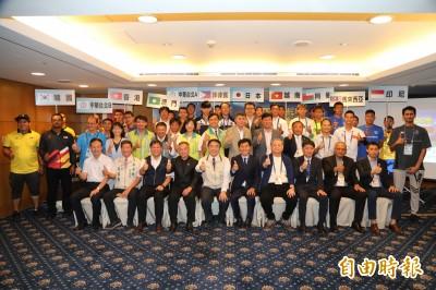 足球》亞洲大學足球錦標賽在台南 10國11隊明起熱血開踢