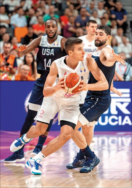 NBA外籍5力》外線神射手 波丹諾維奇奪冠