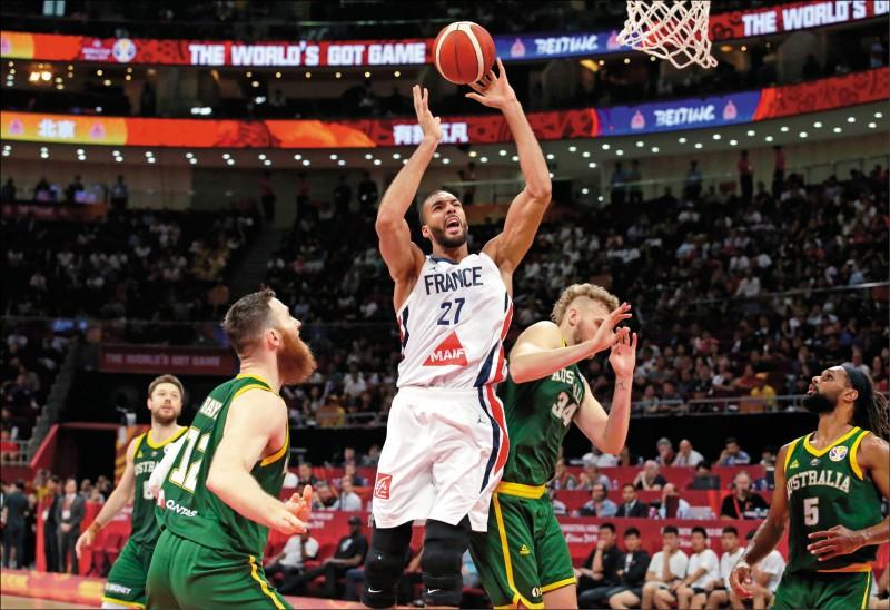 NBA外籍5力》法國有巨塔 戈貝爾粉碎「美」夢