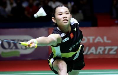 中國賽》球后山口茜再度一輪遊 戴資穎有望衝擊后座