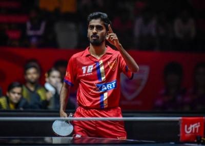 桌球》下剋上擊敗日本「怪物少年」 印度選手:生涯最大勝利