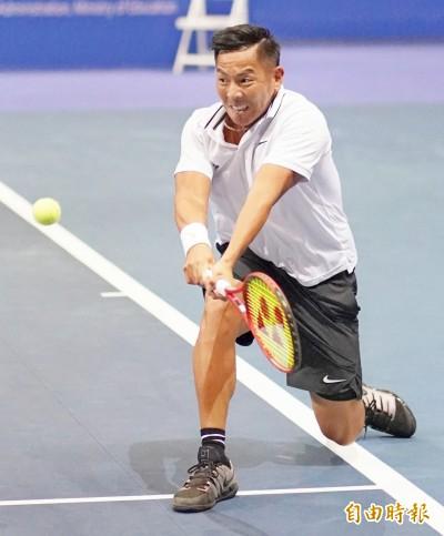 高雄海碩男網賽》台灣雙打組合拆夥在男單對決 楊宗樺輕鬆晉級