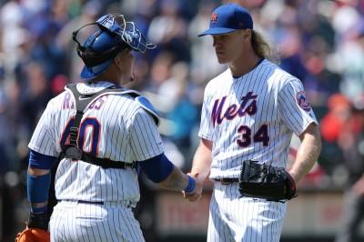 MLB》大都會讓步了!順雷神的意 下場先發不配明星捕手