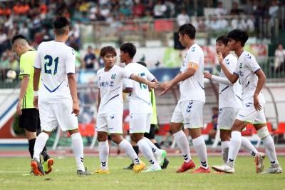 足球》2019亞洲大學足球錦標賽  首日開戰台日韓三強告捷
