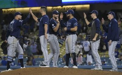 MLB》簡森救援失敗、光芒延長賽獲勝 洋基無緣今日封王