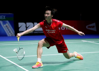 中國賽》中國陳雨菲逆轉南韓「超新星」安洗瑩 驚險晉級8強