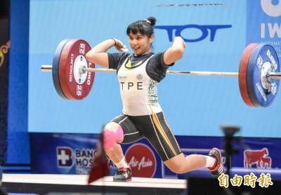 舉重世錦賽》台灣14人參賽僅三人列A組 奧運參賽資格有得拚