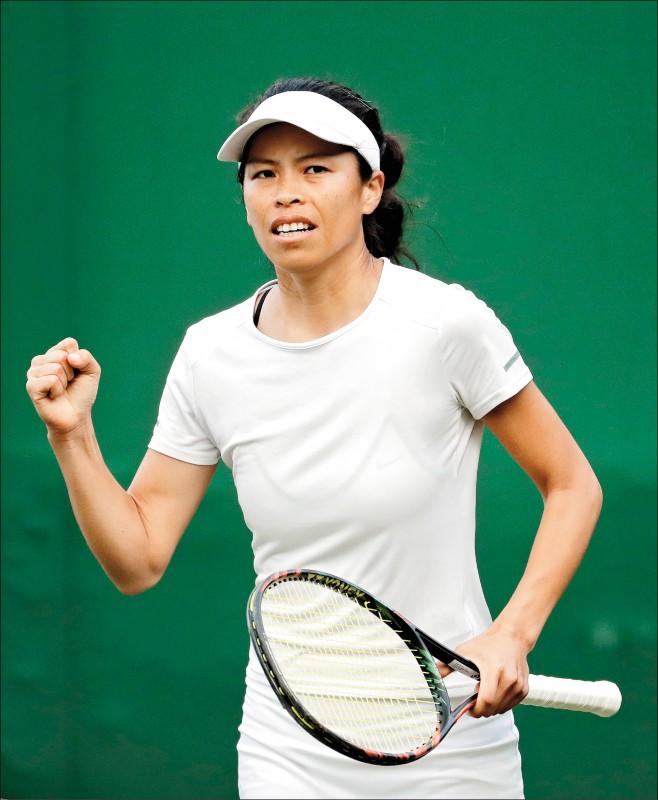 泛太平洋女網賽》謝淑薇 詹詠然 兩家姊妹晉4強