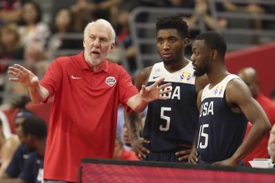 籃球》美夢幻滅於世界盃之後 美國男籃依舊排名第一
