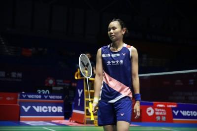 中國賽》戴資穎拍落泰國布莎南晉級4強 明天對決陳雨菲
