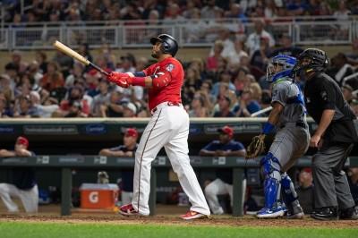 MLB》克魯茲轟雙響砲狂灌5打點 雙城逆轉退皇家 (影音)
