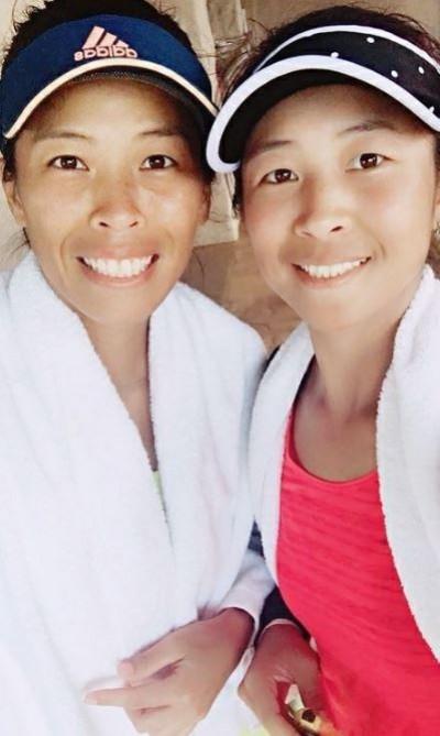 網球》謝淑薇姊妹4強因雨中斷 明中午補賽拚大阪爭后門票