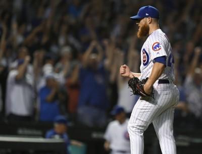 MLB》小熊爭奪季後賽利多 終結者回來、重砲一壘也歸隊