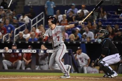 MLB》透納雙響砲退馬林魚 國民單季全壘打數創新高(影音)