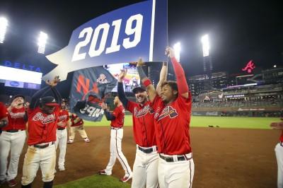 勇士連兩年國聯東區封王 今日MLB戰績