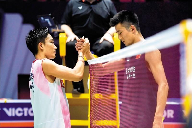 中國羽球公開賽》桃田拒再「銀」恨 拚超級1000大滿貫