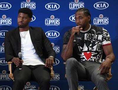 NBA》雷納德和喬治早有預謀 沃神:大咖球星常下「指導棋」