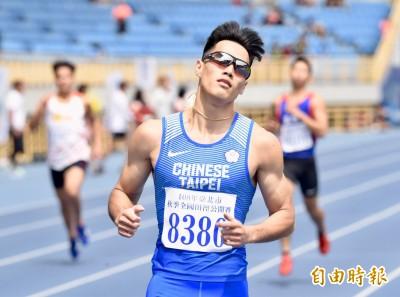 田徑》世錦賽前先在秋季盃試身手  楊俊瀚破大會紀錄