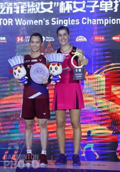 中國賽》戴資穎鏖戰3局遭瑪琳逆轉 下週仍篤定重返球后寶座