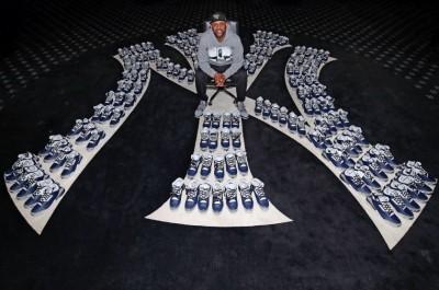 MLB》沙巴西亞季後退休 送隊友每人一雙紀念釘鞋