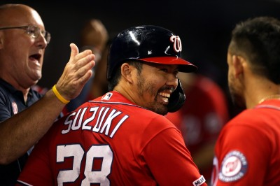 MLB》國民延長賽6分灌倒馬林魚 順利鞏固外卡優勢