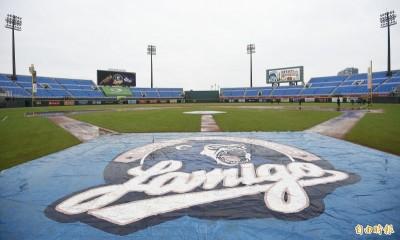 中職》桃猿、兄弟雙重賽首戰因雨延賽 10月4日原地再戰