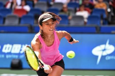 網球》謝淑薇再次玩弄前球后 WTA官網盛讚英勇(影音)