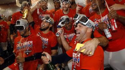太空人連三年稱霸美西 今日MLB戰績