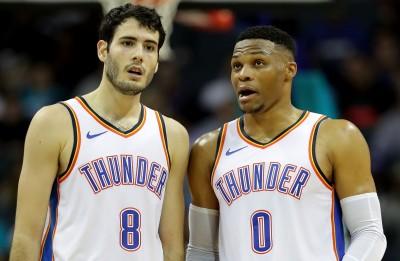 NBA》雷霆球員面臨心理問題 衛少暖心主動提供幫忙
