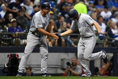 MLB》教士菜鳥再見轟 響尾蛇晉級季後賽機會渺茫(影音)
