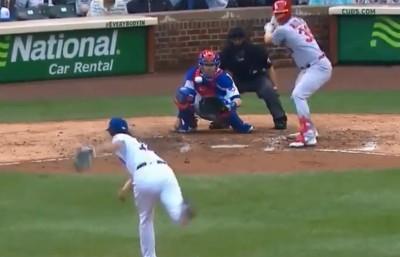 MLB》達比修鬼神滑球 超狂位移讓網友看傻(影音)