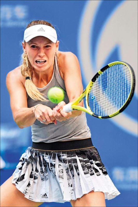武漢網球公開賽》小薇展現「破」力 對戰沃妹2連勝