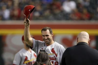 MLB》高德史密特返蛇巢接受掌聲 開轟助紅雀奪6連勝