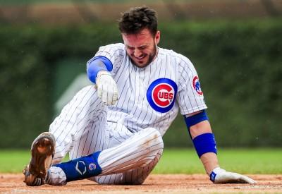MLB》布萊恩跑壘踩滑重摔 波拉斯痛批大聯盟沒作為