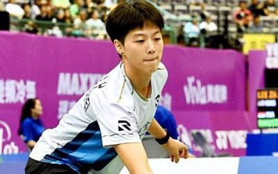 羽球》南韓公開賽 白馭珀、王齊麟/程琪雅晉級會內賽