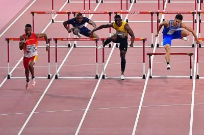 田徑世錦賽》陳奎儒與奧運銀牌再較勁 成功躋身準決賽