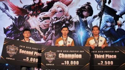 電競》《魔靈召喚》SWC亞洲區決賽圓滿落幕 「Diligent」奪冠